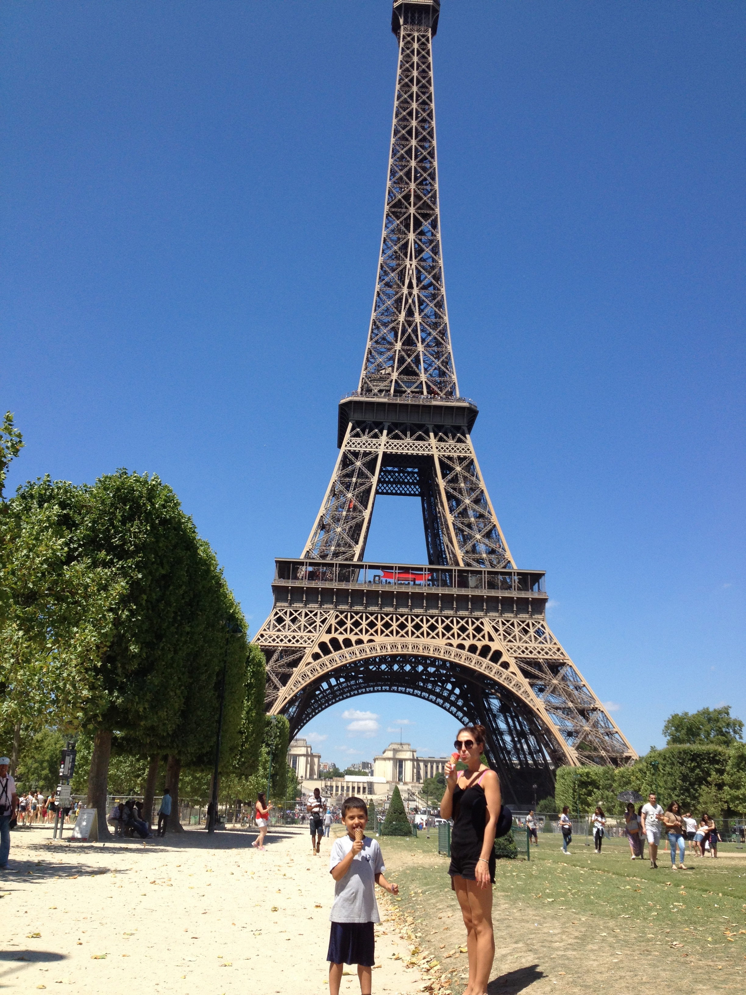 Paris Day by Day: A Day on the Champ-de-Mars