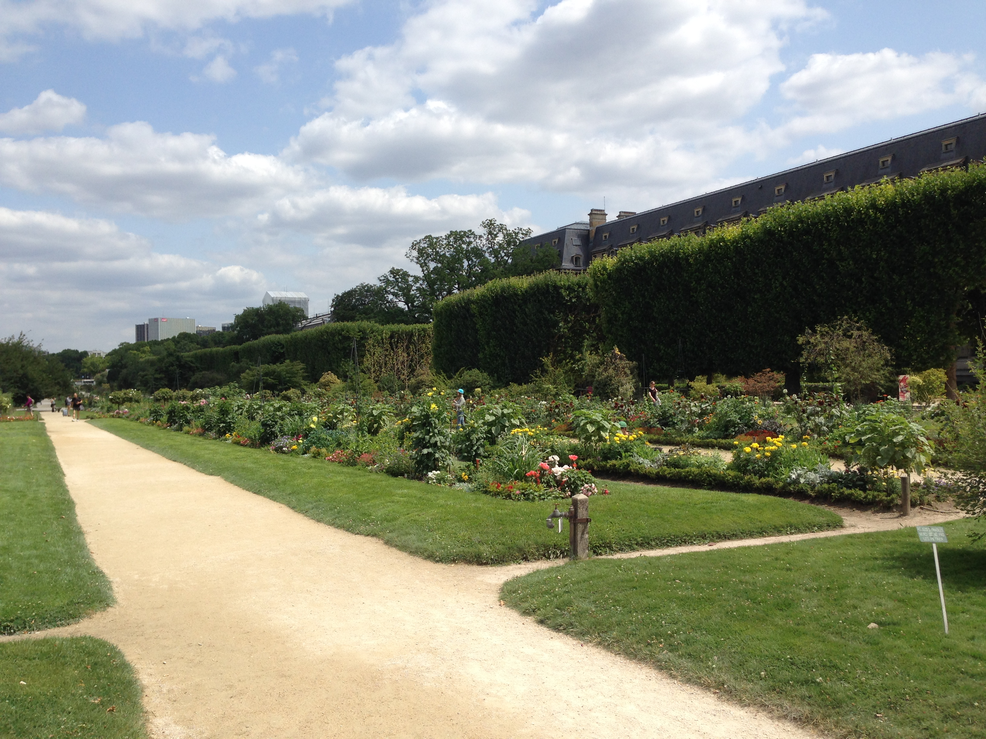 Paris Day by Day A day in the Jardin des Plantes